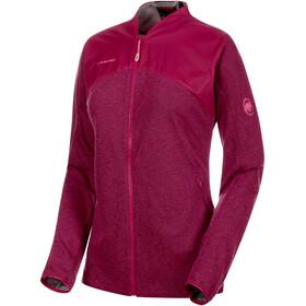 Mammut W's Alvra ML Jacket pink melange-pink